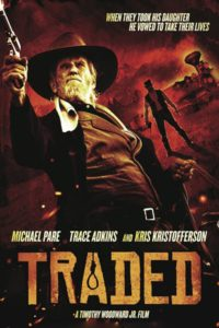 "Poster for the movie ""Traded"""