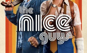 "Poster for the movie ""The Nice Guys"""