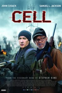 "Poster for the movie ""Cell"""