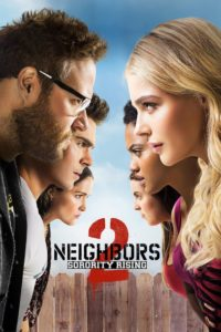 "Poster for the movie ""Neighbors 2: Sorority Rising"""