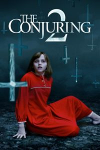 "Poster for the movie ""The Conjuring 2"""