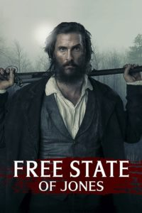 "Poster for the movie ""Free State of Jones"""