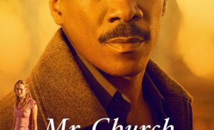 """Poster for the movie """"Mr. Church"""""""