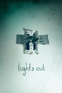 "Poster for the movie ""Lights Out"""