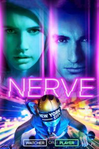"Poster for the movie ""Nerve"""