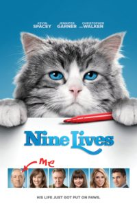 "Poster for the movie ""Nine Lives"""