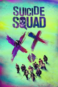 "Poster for the movie ""Suicide Squad"""