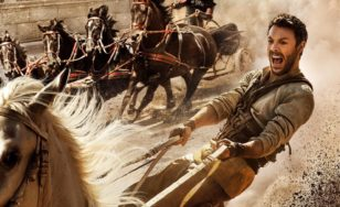 "Poster for the movie ""Ben-Hur"""
