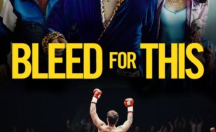 "Poster for the movie ""Bleed for This"""