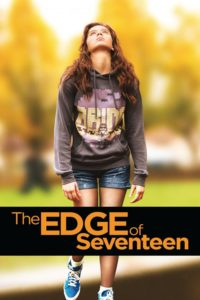 "Poster for the movie ""The Edge of Seventeen"""
