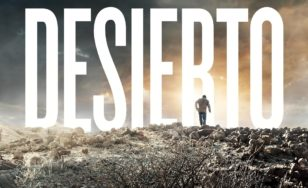 "Poster for the movie ""Desierto"""