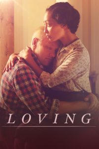 "Poster for the movie ""Loving"""