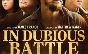 "Poster for the movie ""In Dubious Battle"""