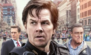 "Poster for the movie ""Patriots Day"""