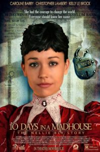 """Poster for the movie """"10 Days in a Madhouse"""""""