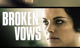 "Poster for the movie ""Broken Vows"""