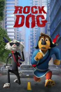 "Poster for the movie ""Rock Dog"""
