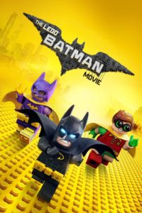 "Poster for the movie ""The Lego Batman Movie"""