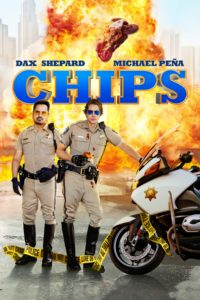 "Poster for the movie ""CHiPS"""