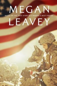 "Poster for the movie ""Megan Leavey"""
