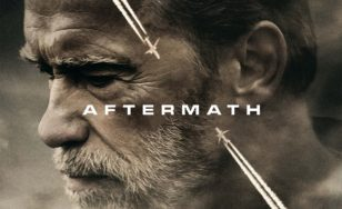 "Poster for the movie ""Aftermath"""