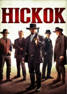 "Poster for the movie ""Hickok"""