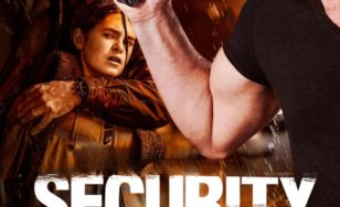 "Poster for the movie ""Security"""
