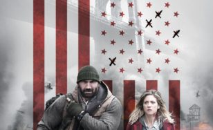"Poster for the movie ""Bushwick"""