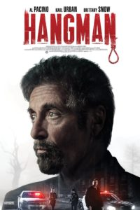 "Poster for the movie ""Hangman"""