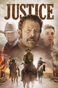 "Poster for the movie ""Justice"""