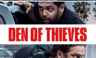 "Poster for the movie ""Den of Thieves"""