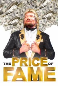 "Poster for the movie ""The Price Of Fame"""