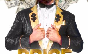 """Poster for the movie """"The Price Of Fame"""""""