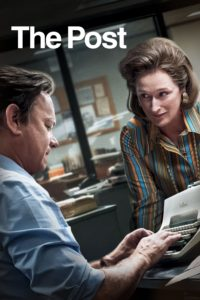 """Poster for the movie """"The Post"""""""