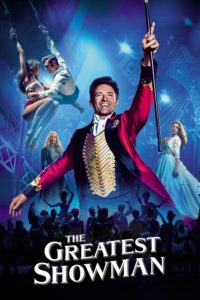 "Poster for the movie ""The Greatest Showman"""