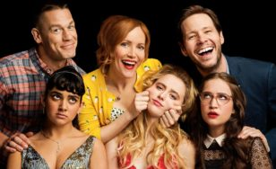 """Poster for the movie """"Blockers"""""""