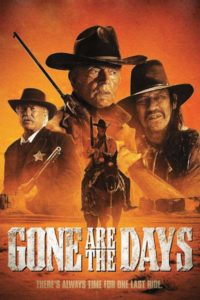 "Poster for the movie ""Gone Are the Days"""