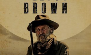 "Poster for the movie ""The Ballad of Lefty Brown"""