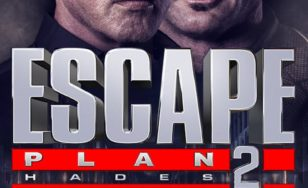 "Poster for the movie ""Escape Plan 2: Hades"""