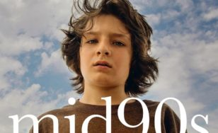 "Poster for the movie ""Mid90s"""