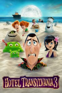 "Poster for the movie ""Hotel Transylvania 3: Summer Vacation"""