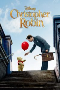 "Poster for the movie ""Christopher Robin"""