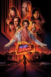 "Poster for the movie ""Bad Times at the El Royale"""