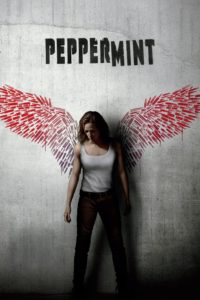 "Poster for the movie ""Peppermint"""