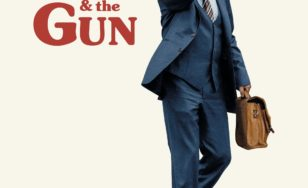 "Poster for the movie ""The Old Man & the Gun"""