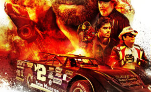 "Poster for the movie ""Trading Paint"""