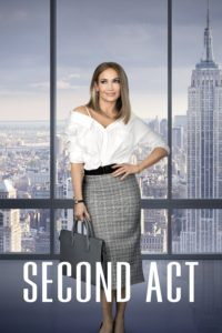 "Poster for the movie ""Second Act"""