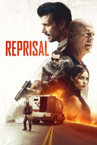 "Poster for the movie ""Reprisal"""