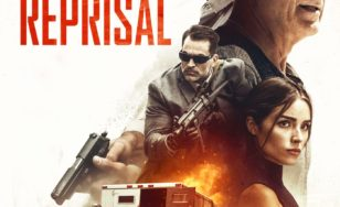 """Poster for the movie """"Reprisal"""""""