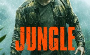 "Poster for the movie ""Jungle"""